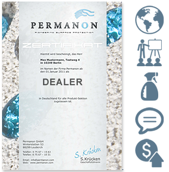 Verified Permanon dealers
